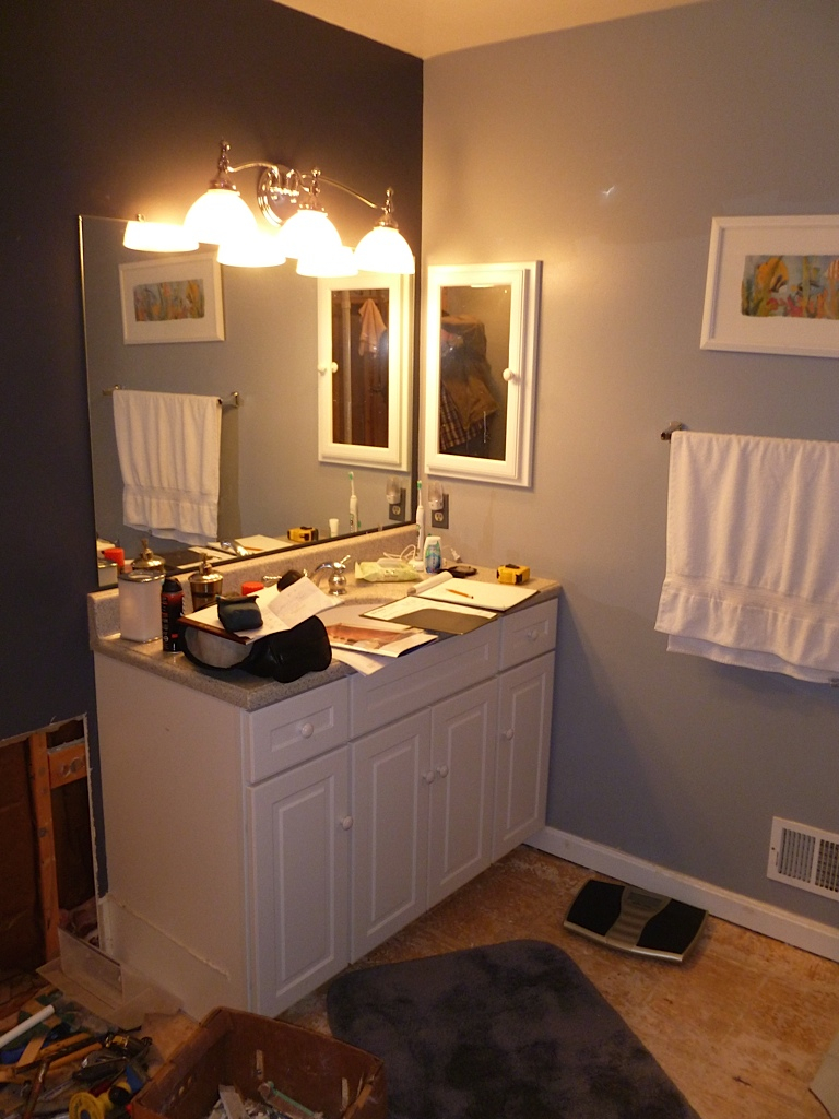Lou Bathroom - 3